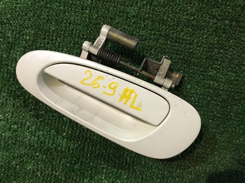 Ручка наружная Honda Stream RN1 D17A задняя левая
