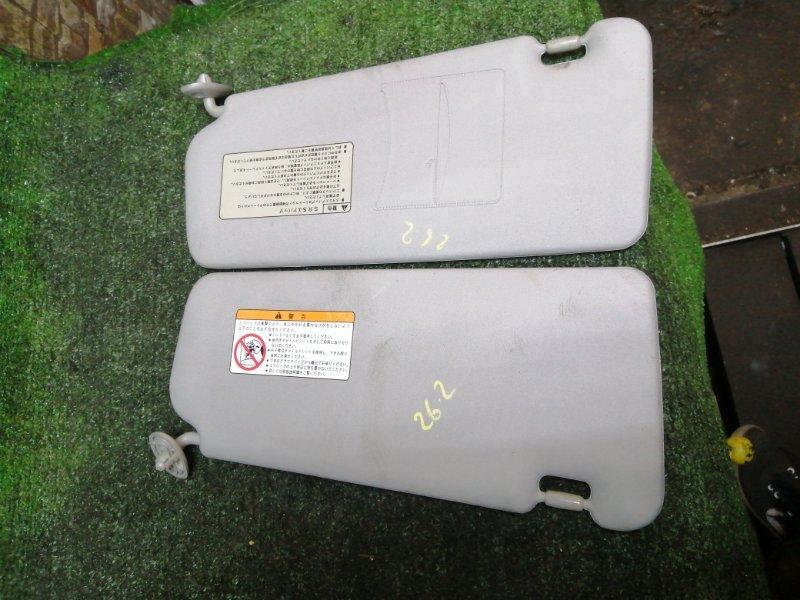 Солнцезащитный козырек Honda Fit GD1 L13A