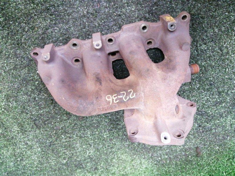 Коллектор выпускной Mazda Premacy CP8W FP DE