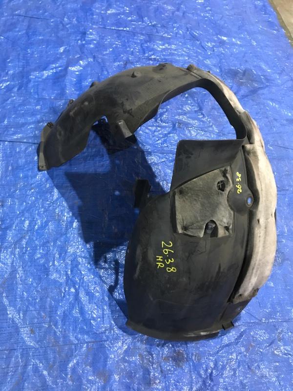 Подкрылок Peugeot 3008 10FJBW 2011 задний правый