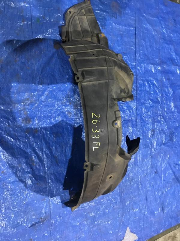 Подкрылок Nissan Tiida NC11 HR15 2005 передний левый