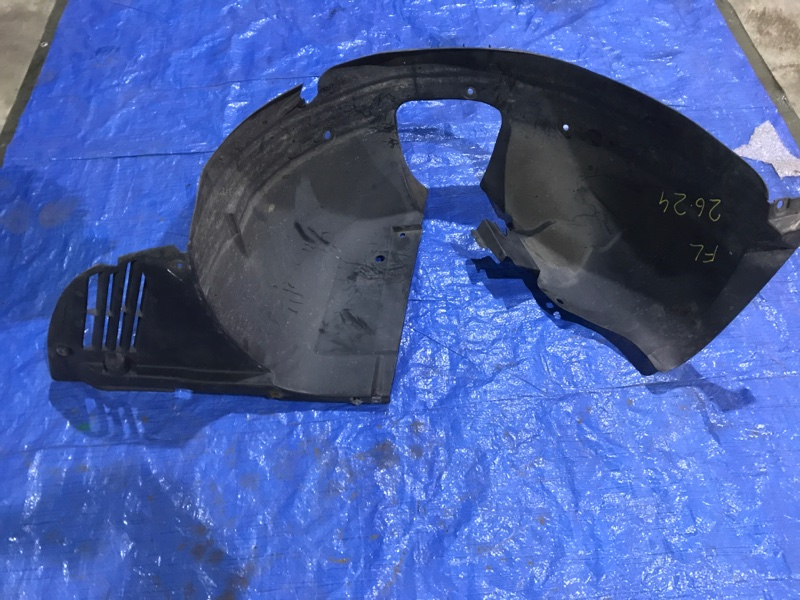 Подкрылок Peugeot 307Sw NFU (TU5JP4) 2008 передний левый