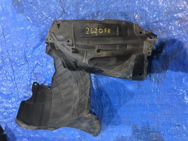 Подкрылок Nissan Bluebird Sylphy KG11 MR20DE 2005 передний правый