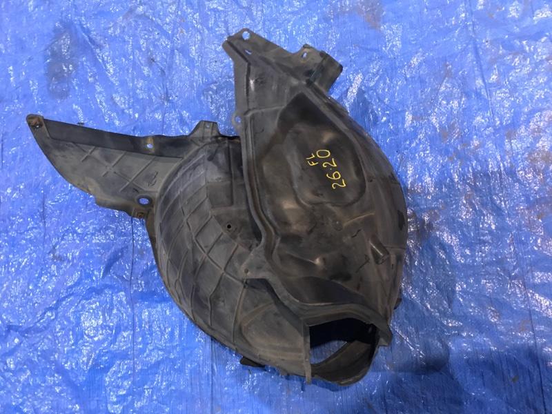 Подкрылок Nissan Bluebird Sylphy KG11 MR20DE 2005 передний левый
