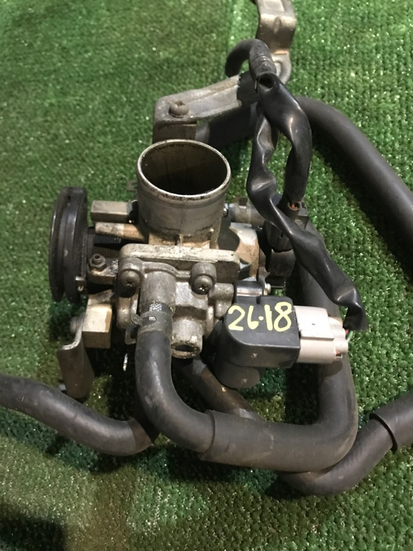 Заслонка дроссельная Subaru Pleo RA2 EN07 2005