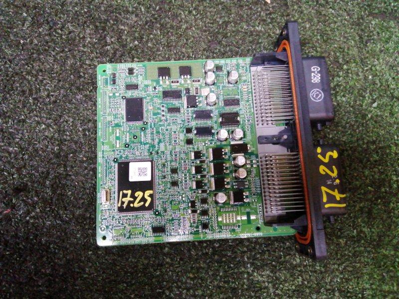 Блок управления двс Mazda Demio DY3W ZJ-VE