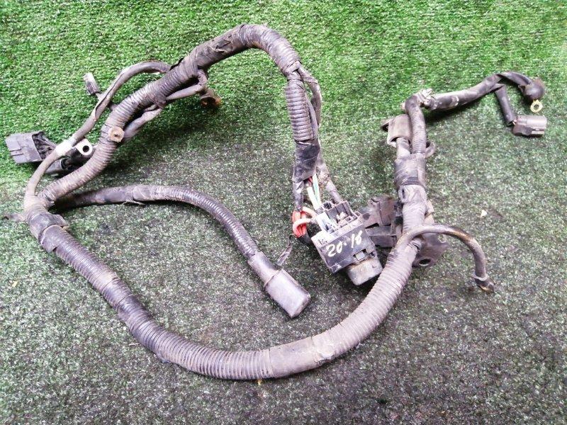 Проводка двигателя Nissan Vanette SK82L F8