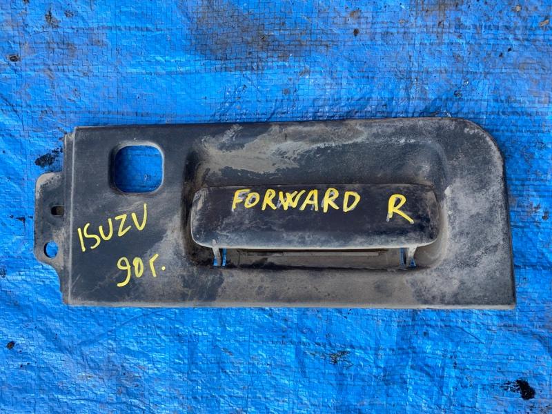 Ручка наружная Isuzu Forward 1990 правая
