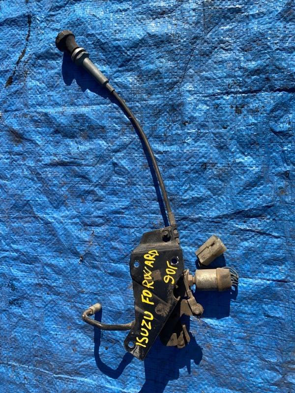 Трос газа ручного Isuzu Forward 1990