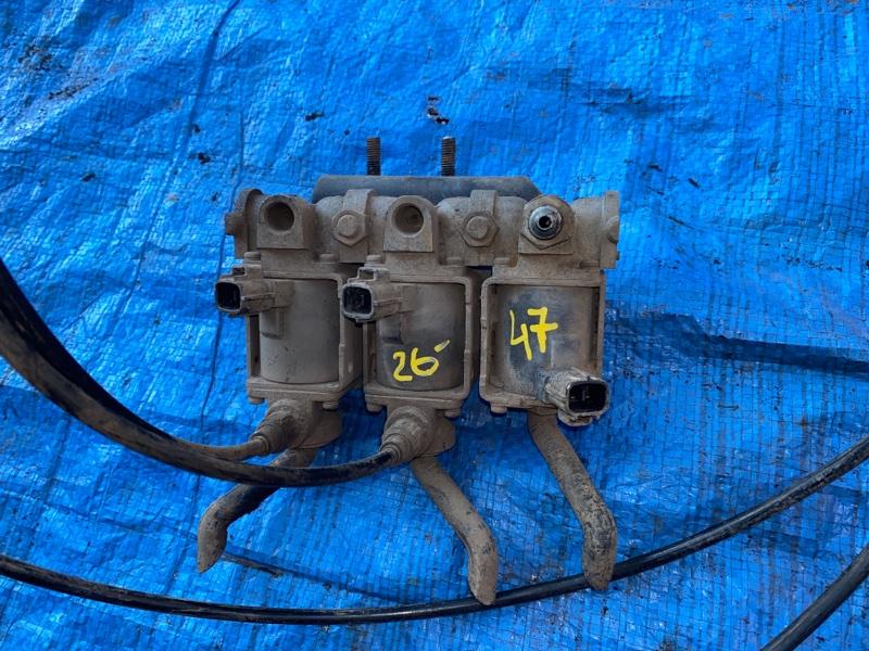 Электромагнитный клапан Hino Ranger FD1JMD J08C