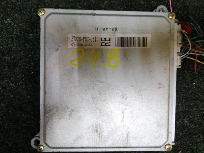 Блок управления двс Honda Stepwgn RF4 K20A