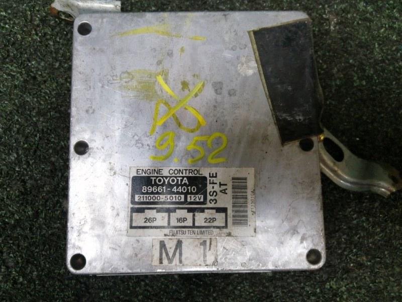 Блок управления двс Toyota Ipsum SXM10G 3S-FE