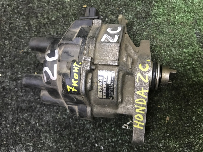 Трамблер Honda ZC
