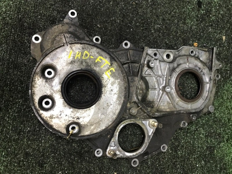Лобовина двигателя Toyota Land Cruiser 1HD-FTE