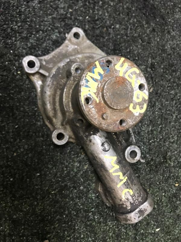 Помпа Mitsubishi 4G63