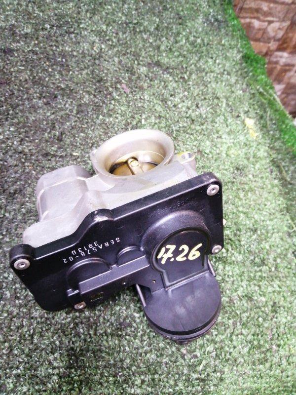 Заслонка дроссельная Nissan Cube BNZ11 CR14DE