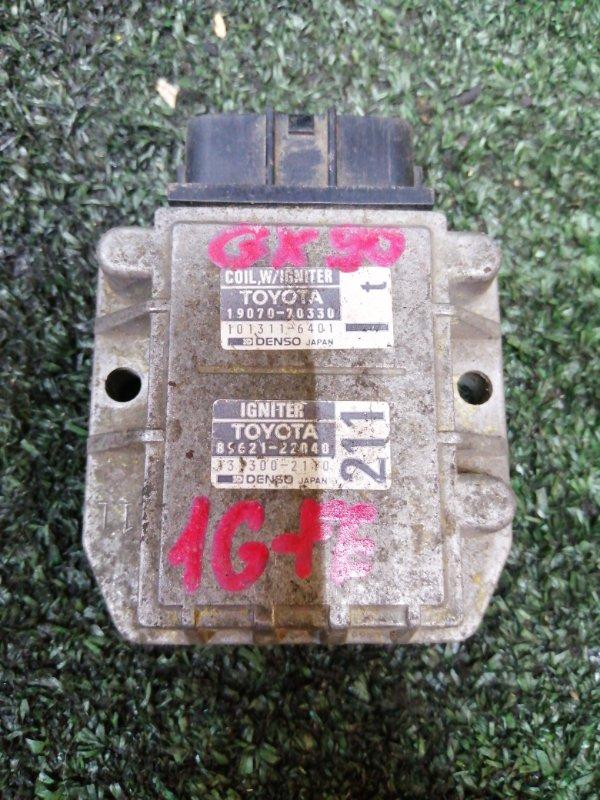 Коммутатор Toyota GX90 1G-FE