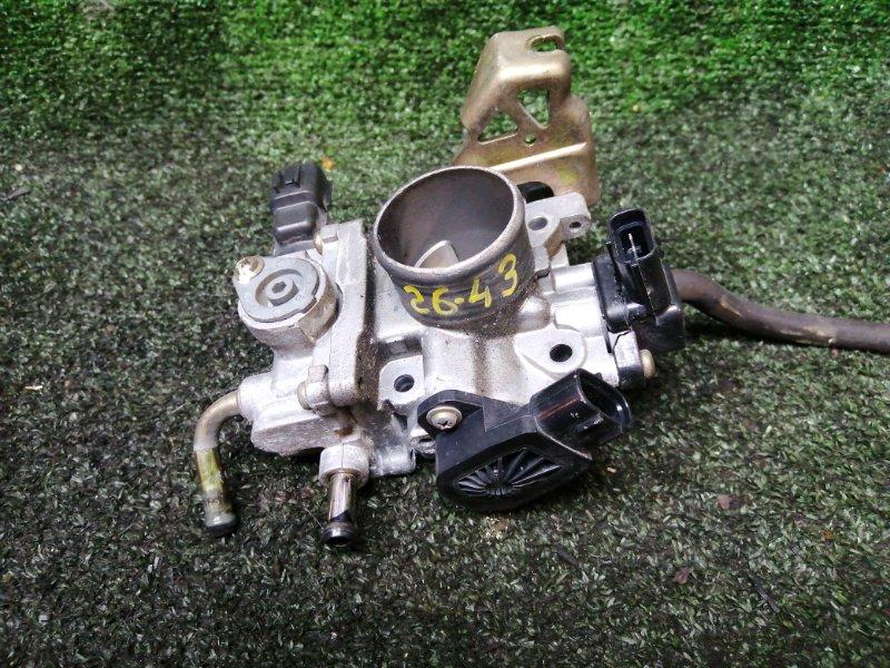 Заслонка дроссельная Nissan Moco MG21S K6A