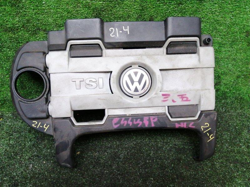 Крышка на двигатель декоративная Volkswagen Golf Plus BLG 2008