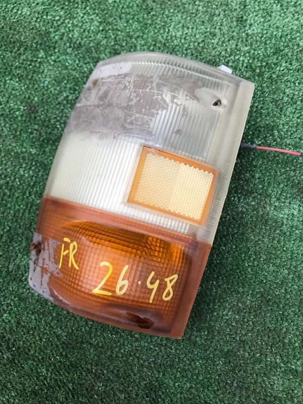 Габарит Isuzu Elf NKR66E 4HF1 передний правый
