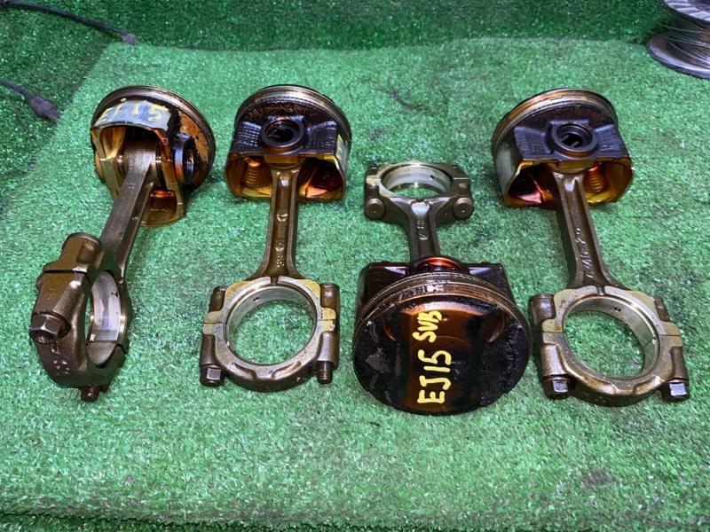 Поршень с шатуном Subaru Impreza EJ15