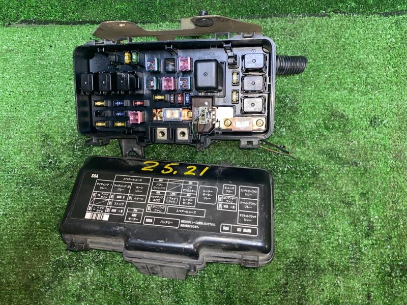 Блок реле и предохранителей Honda Accord Wagon CF7 F23A
