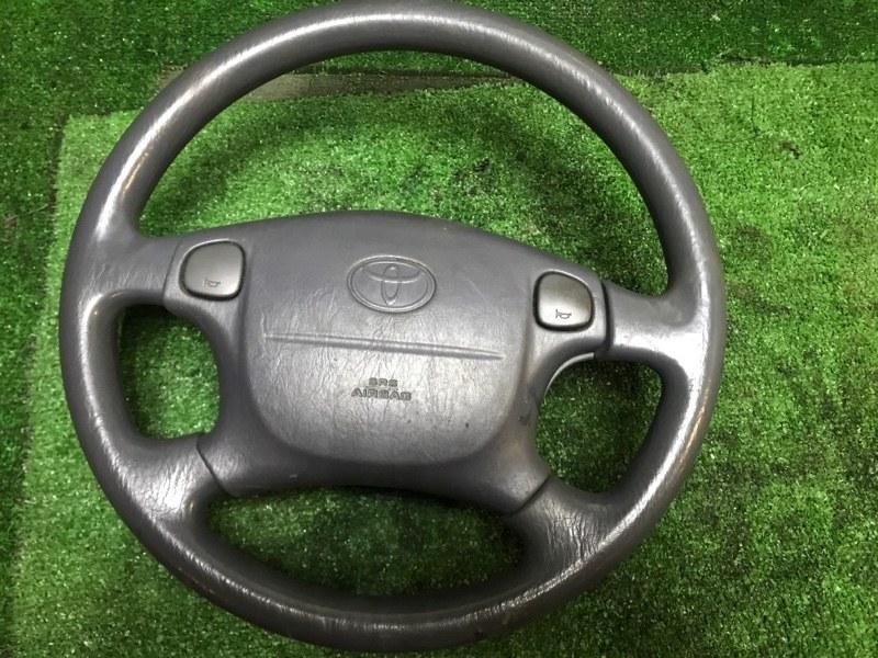 Руль Toyota Starlet EP95 4E-FE