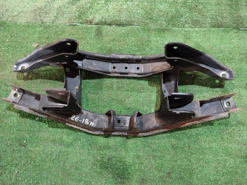 Балка поперечная Subaru Pleo RA2 EN07 2005 задняя