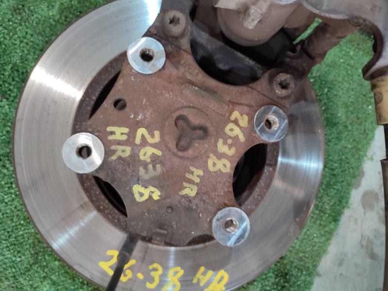 Ступица Peugeot 3008 10FJBW 2011 задняя правая