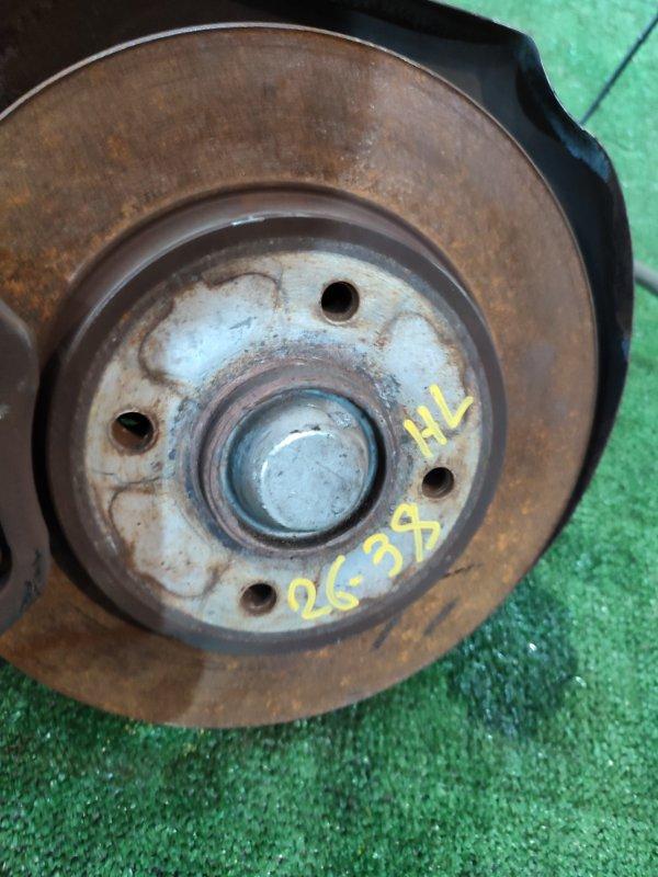Диск тормозной Peugeot 3008 10FJBW 2011 задний левый
