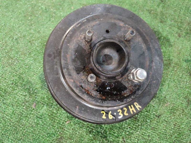 Барабан тормозной Nissan Bluebird Sylphy KG11 MR20DE 2007 задний правый