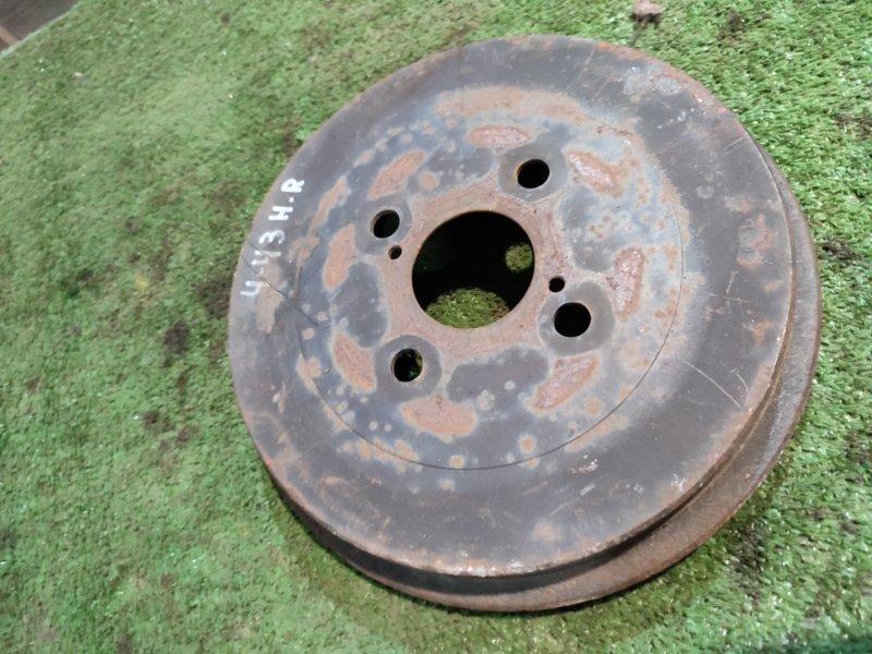 Барабан тормозной Toyota Probox задний правый