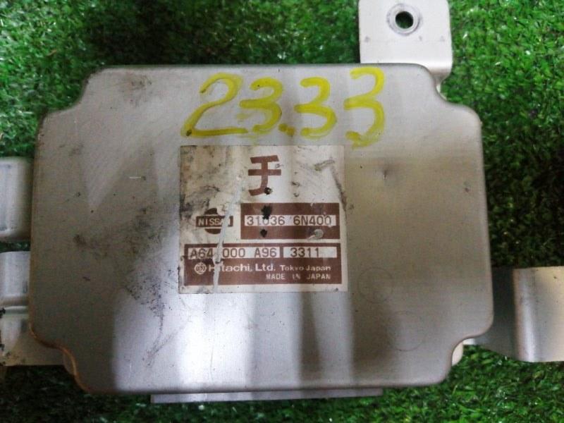 Блок управления кпп Nissan Bluebird Sylphy QNG10 QG18DE
