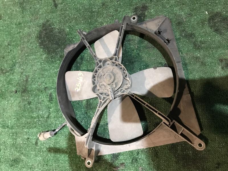 Вентилятор охлаждения Toyota Carina AT171 4A-FE