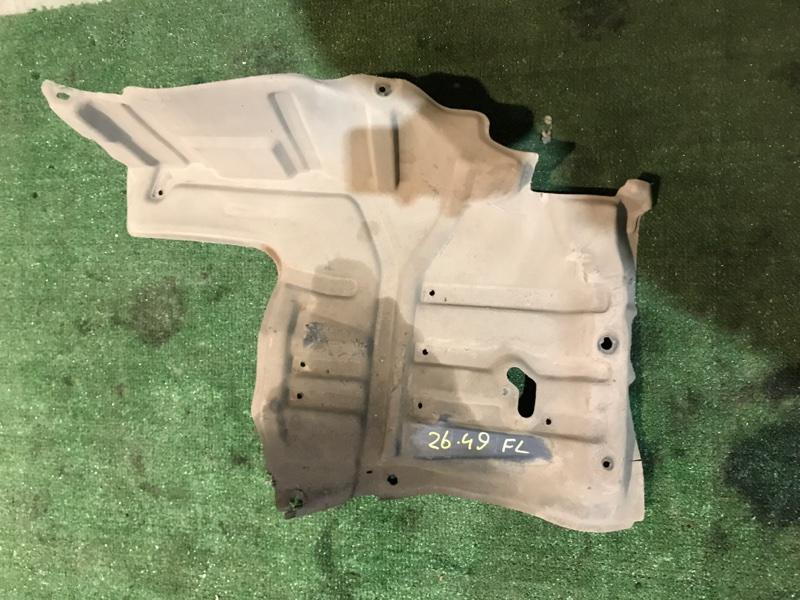 Защита двс Toyota Carina AT171 4A-FE передняя левая