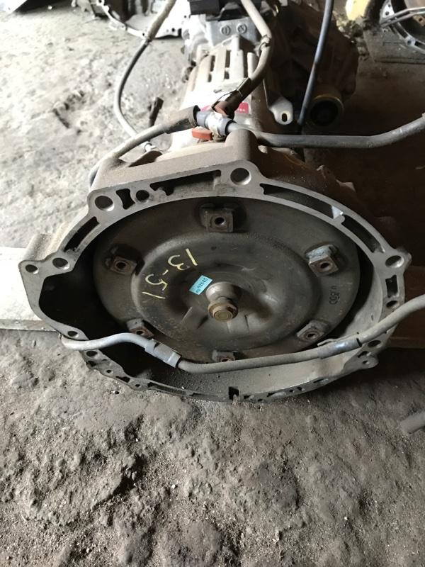 Акпп Toyota Granvia VCH16W 5VZ-FE