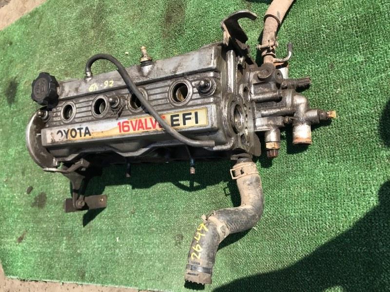Головка блока цилиндров Toyota Carina AT171 4A-FE