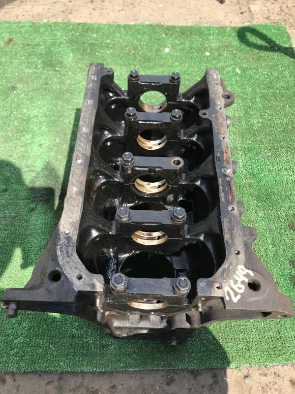 Блок цилиндров Toyota Carina AT171 4A-FE