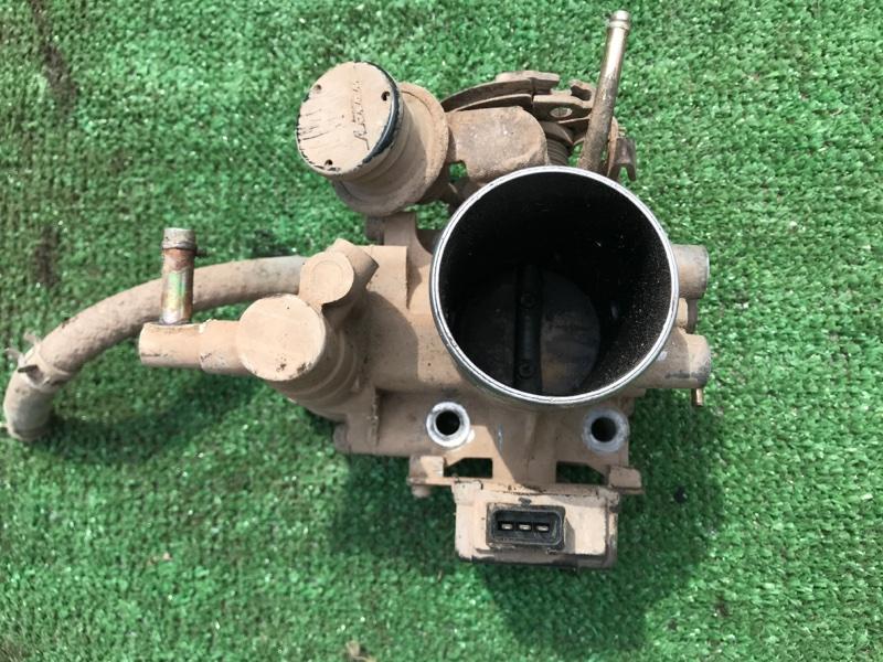 Заслонка дроссельная Toyota Carina AT171 4A-FE