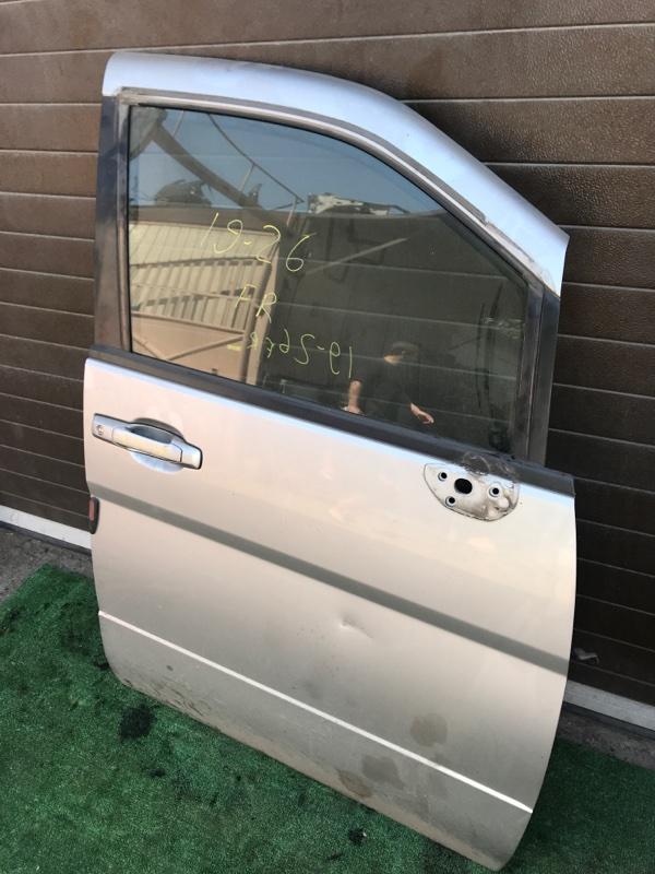 Дверь боковая Nissan Serena TC24 QR20DE передняя правая