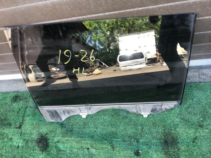 Стекло боковое Nissan Serena TC24 QR20DE заднее левое