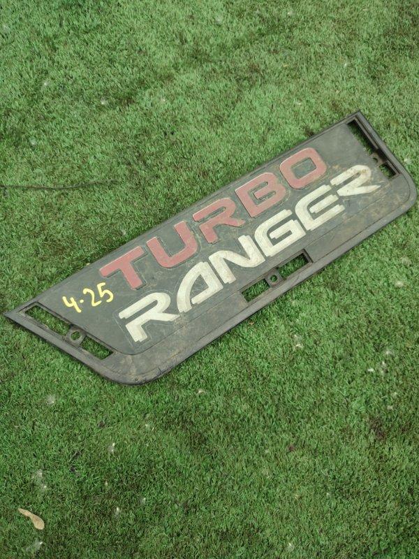 Накладка Hino Ranger FC3JHD J07C