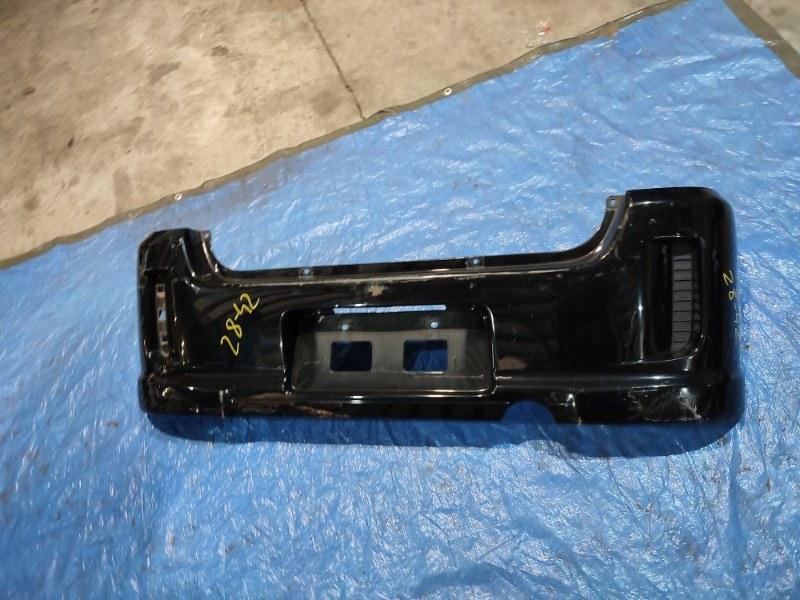 Бампер Subaru Pleo RA2 EN07 задний