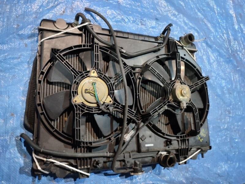 Радиатор двигателя Nissan Liberty PM12 QR20DE