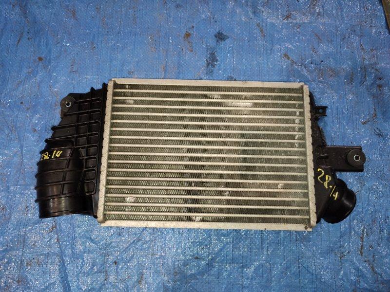 Радиатор интеркулера Subaru Legacy BM9 EJ255