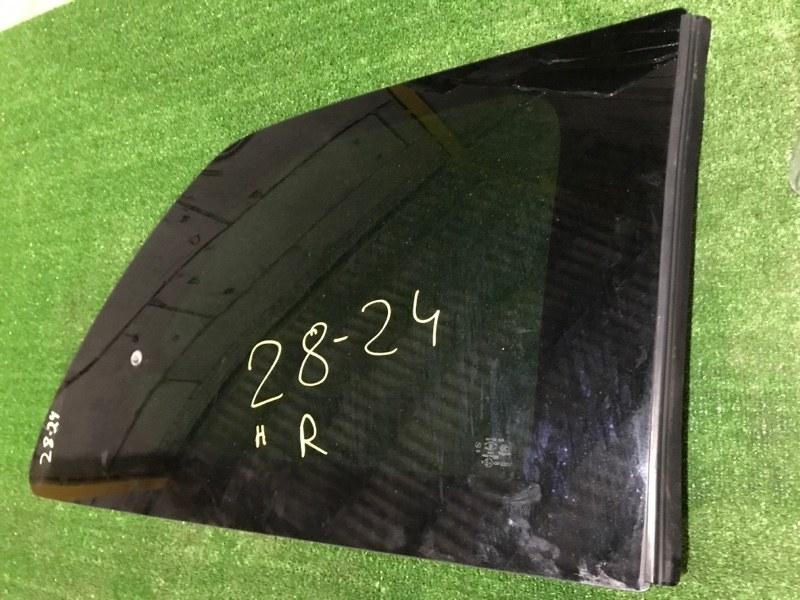 Стекло боковое Mazda Mpv LW3W L3 правое