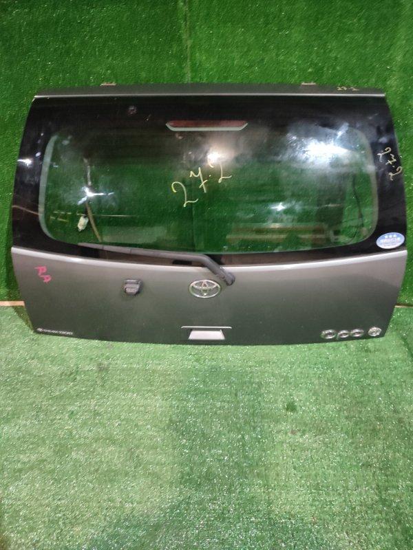 Дверь задняя багажника Toyota Opa ZCT10 1ZZ-FE