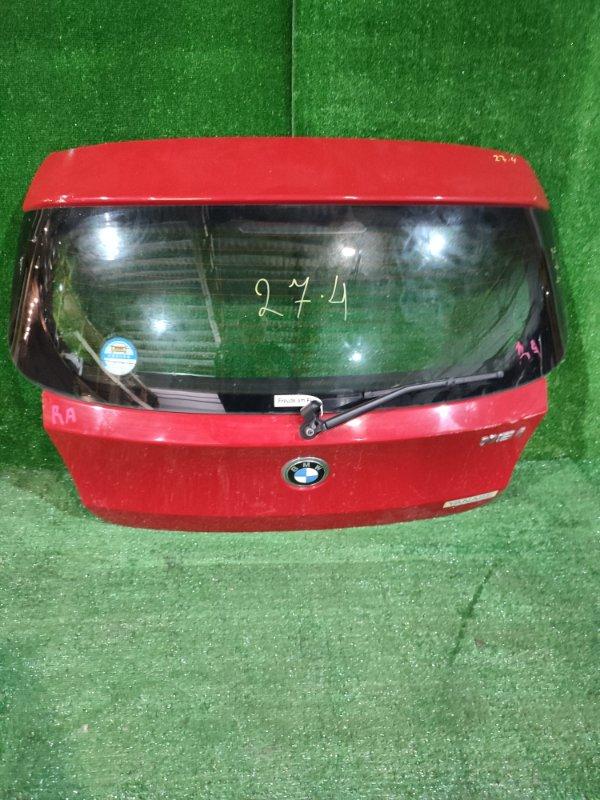 Дверь задняя багажника Bmw 116I E87 N45B 16AB 2006