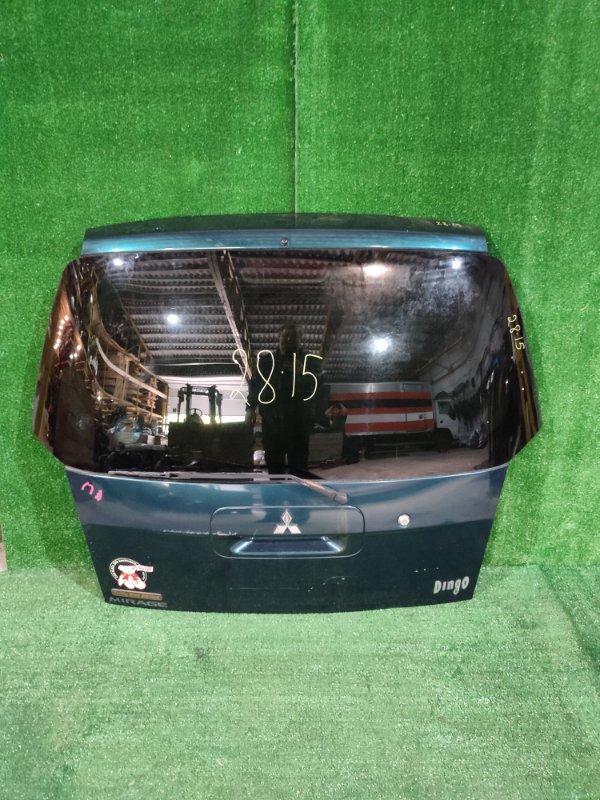Дверь задняя багажника Mitsubishi Dingo CQ2A 4G15