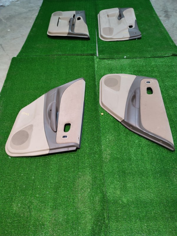 Обшивка двери Mazda Familia BJ5P ZL